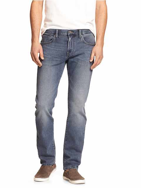 Premium Performance Stretch Light Wash Jean