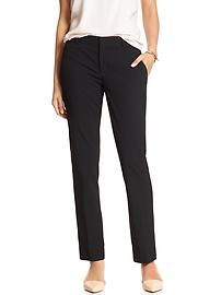Reegan-Fit Classic Slim-Straight Suit Pant