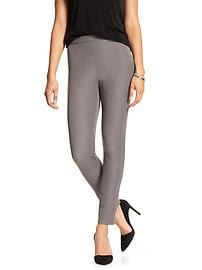 Heathered High Rise Legging Pant