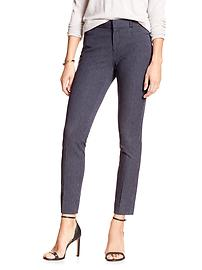 Stripe Jackson-Fit Slim Ankle Pant