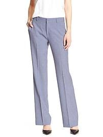 Jackson-Fit Chambray Tailored Suit Trouser