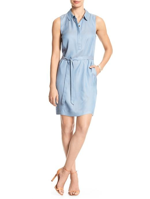 Banana Republic Factory Womens Shirtdress