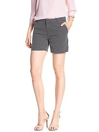 Tailored Jacquard Short