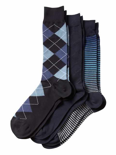 Novelty Sock 3-Pack