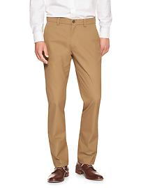 Aiden-Fit Geo Print Chino