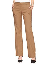 Machine Washable Logan Camel Tailored Trouser