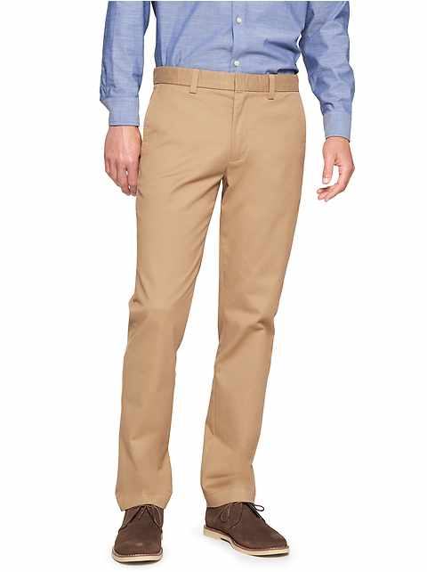 Techmotion Aiden-Fit Stretch Chino
