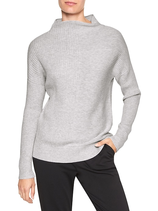 American Eagle AE Mixed Stitch Sweater