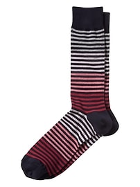 Valentine Day Stripe Sock