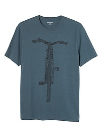 Dirt Bike Graphic Tee