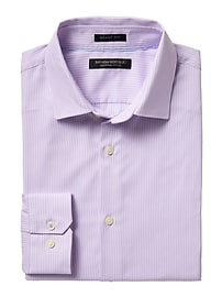Grant Slim-Fit Supima® Cotton Stripe Shirt