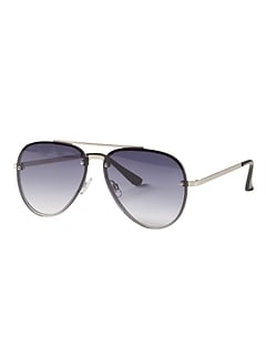 Flat Aviator Sunglasses