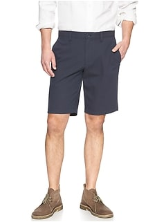 Aiden-Fit Navy Short