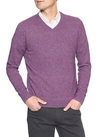 Heather Vee Sweater