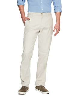 Emerson Straight-Fit Stretch Chino