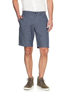 Aiden Slim-Fit Light Blue Short