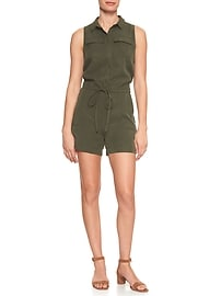 Pocket Romper