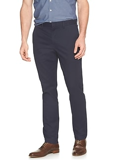 Mason-Fit Stretch Chino