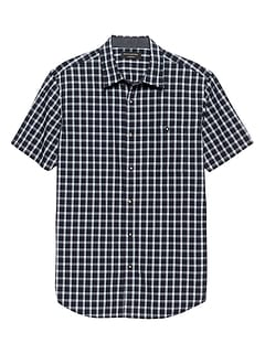 Standard-Fit Jaspe Shirt