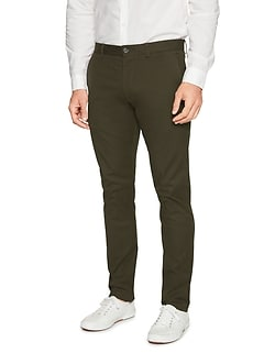 Fulton-Fit Stretch Chino
