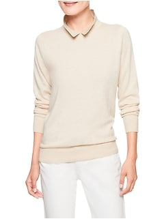 Polo Crew Neck Sweater