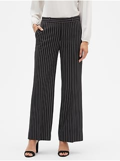 Blake Striped Wide Leg