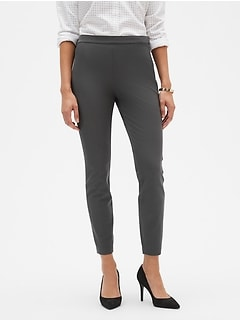 Heathered Bi-Stretch Devon Legging