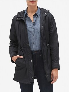 Water and Wind Resistant Fill Parka