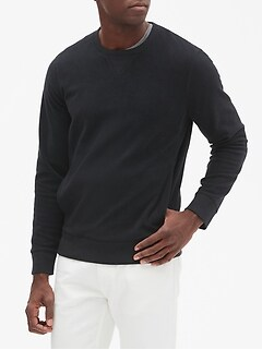 UltraWarm Crew Neck Microfleece Sweatshirt