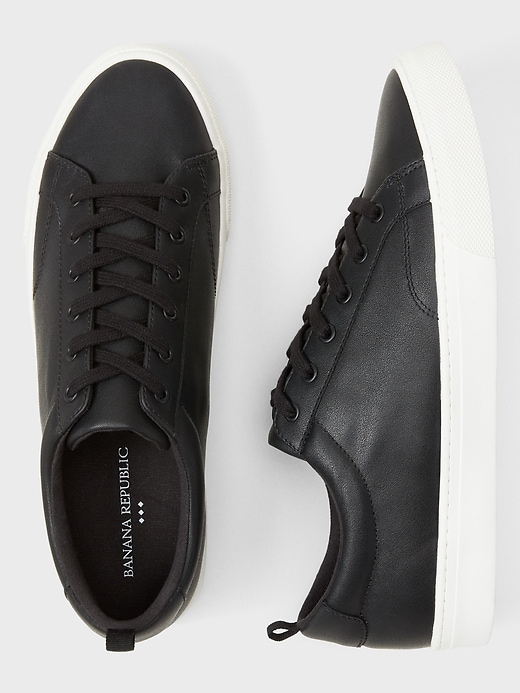 Banana Republic Factory Men's Sneakers (Black)