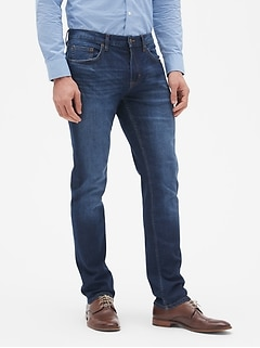 Techmotion Slim Medium Wash Jean