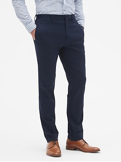 Aiden Slim-Fit Stretch Dress Pant