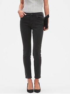 Black Sculpt Skinny Jean