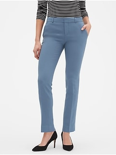 Petite Machine Washable Ryan Stretch Suit Pant