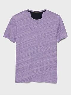 1c152cc1d16 Moisture Wicking Spacedye T Shirt