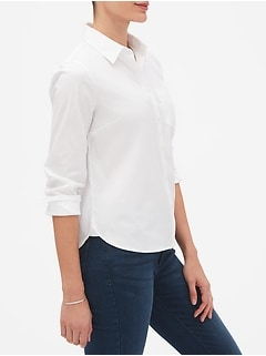 Untucked Classic Shirt