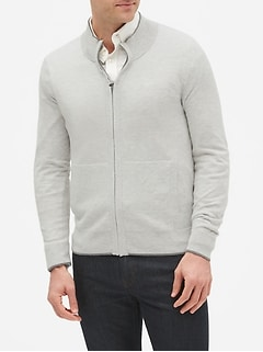 All-Season Sweater Jacket