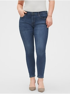 Sculpt Medium Wash Skinny Jean