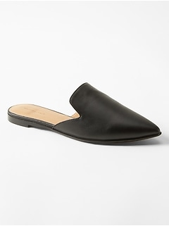 Closed Toe Mule