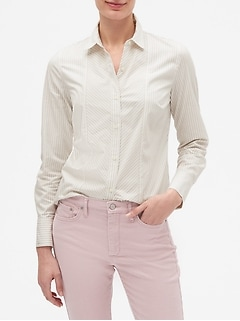 1d4f3b8a6770a Tailored Mixed Stripe Shirt