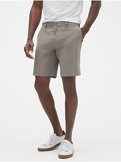 "10"" Aiden Slim-Fit Hybrid Shorts"