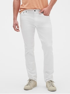 Slim-Fit Stretch Jean