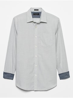 Slim-Fit Softwash Shirt