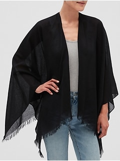 Cotton Voile Wrap