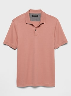 Solid Dress Polo