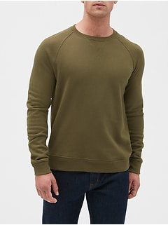 French Terry Long Sleeve Sweatshirt