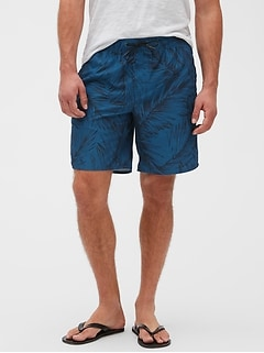 "10"" Swim Printed Shorts"