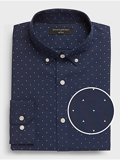 Slim-Fit Non-Iron Shirt