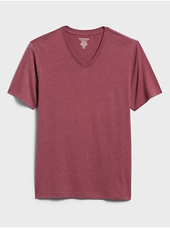 Premium Wash V-Neck T-Shirt