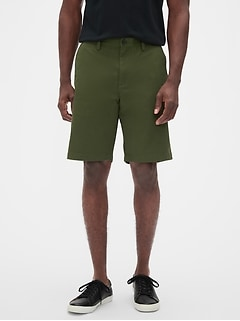 "10"" Aiden Slim-Fit Shorts"
